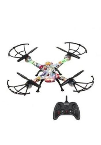 Denver Drohne DCH-460, 2,4 GHz mit integrierter Kamera
