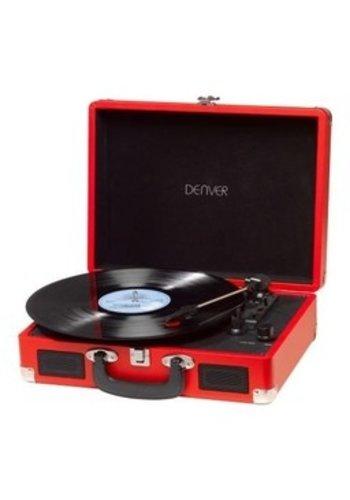 Denver Plattenspieler VPL-120 Rot