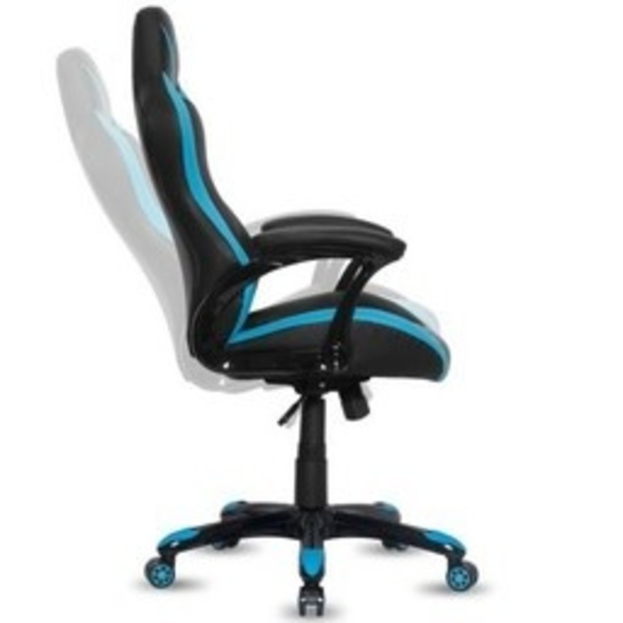Fighter Gaming Chair - Blau