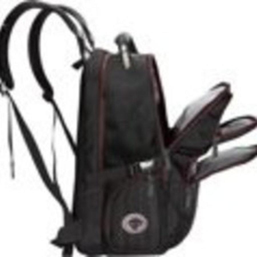 Flucht Laptop-Rucksack - 17 Zoll - Schwarz