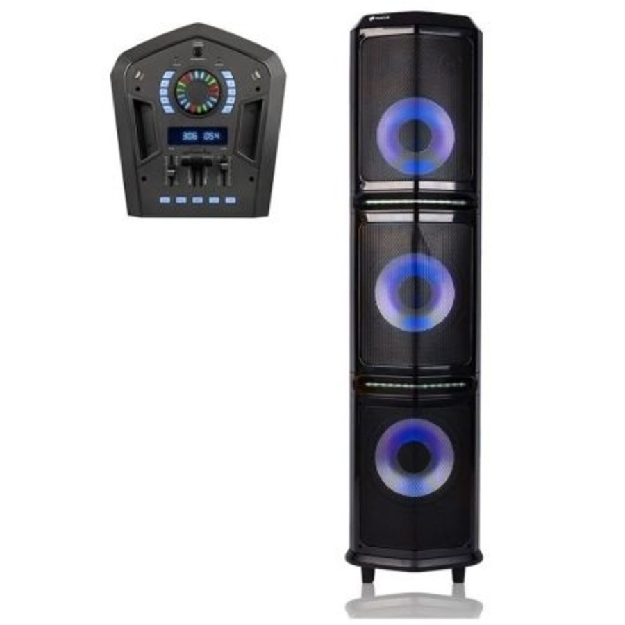 Wildtrap 3-600w tragbarer Bluetooth-Lautsprecher