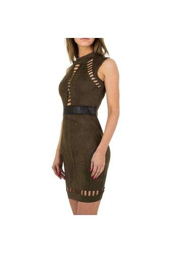 JCL Damen Kleid von JCL - khaki