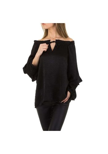 JCL Damen Bluse von JCL - black