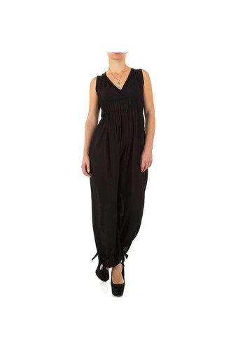 D5 Avenue Damen Overall von  Fashion Paris Gr. one size - black