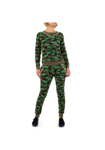 EMMA&ASHLEY DESIGN Damen Overall von Emma&Ashley Design - G.camouflage