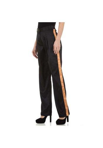 JCL Damen Hose von JCL - schwarz