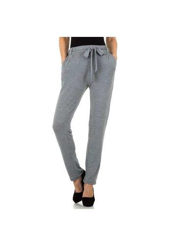 JCL Damen Hose von JCL - grey