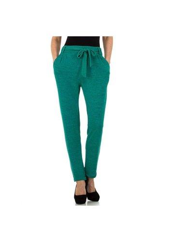 JCL Damen Hose von JCL - green