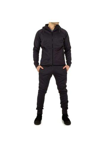 D5 Avenue Trainingsanzug für Herren von Fashion Sport - D.grau