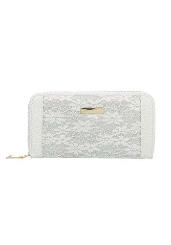 D5 Avenue Damen Geldbörse-weiß