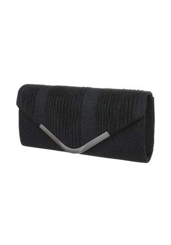 D5 Avenue Damen Abendtasche schwarz