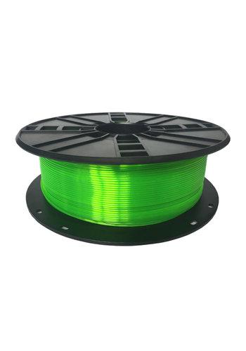 Gembird3 PLA-PLUS filament, green, 1.75 mm, 1 kg