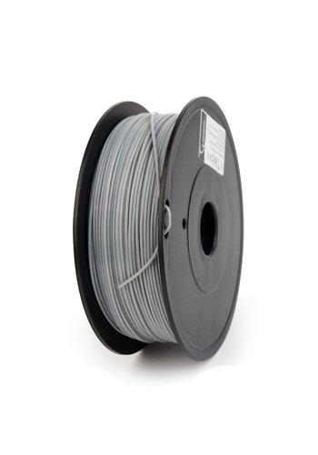 Gembird3 PLA-PLUS filament, grey, 1.75 mm, 1 kg