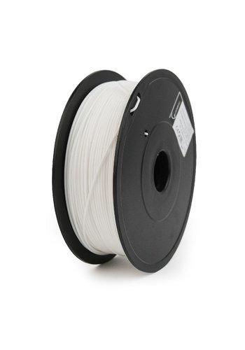 Gembird3 PLA-PLUS filament, white, 1.75 mm, 1 kg