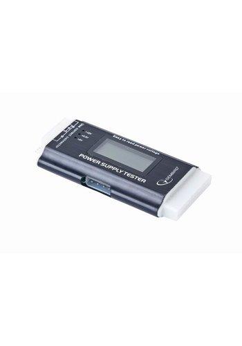 Gembird CHM-03 Spannungstester mit LCD-Bildschirm