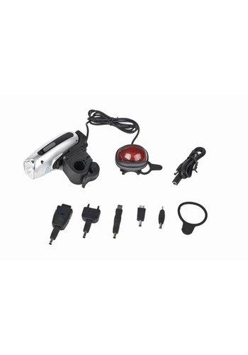 EnerGenie EG-PC-005 Hand-Ladegerät für Handys