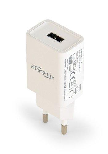 EnerGenie Universal USB-Ladegerät, 2.1 A, weiß