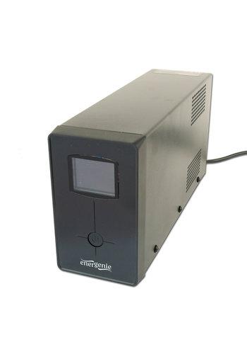 EnerGenie 850VA UPS mit LCD, Zukunftsweisend!