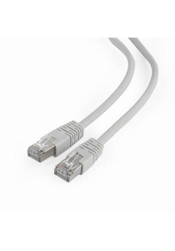 CableXpert Premium FTP Cat6 LSZH patch cord, gray, 5 m