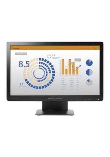 Hewlett Packard HP ProDisplay P202va Schwarz