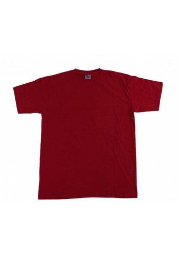 D5 Avenue T-Shirt Herren burgund