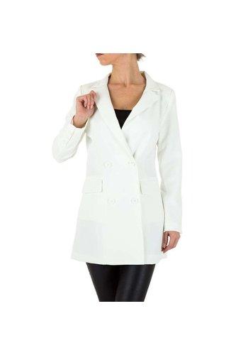 D5 Avenue Damen Jacke - weiß