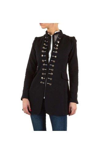 D5 Avenue Damen Blazer - black