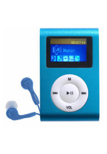 Denver Difrnce MP855 - MP3-Player - 4 GB - Blau