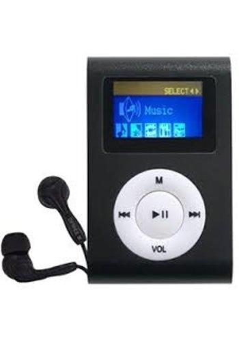 Denver Difrnce MP855 - MP3-Player - 4 GB - Schwarz