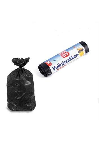 D5 X-treme Müllbeutel 60 Liter 65x80 cm - 10 Stück