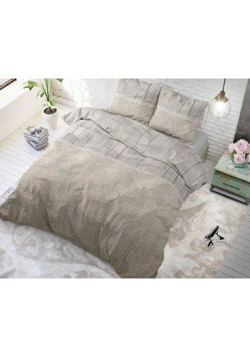 Sleeptime Wood Fabric Taupe