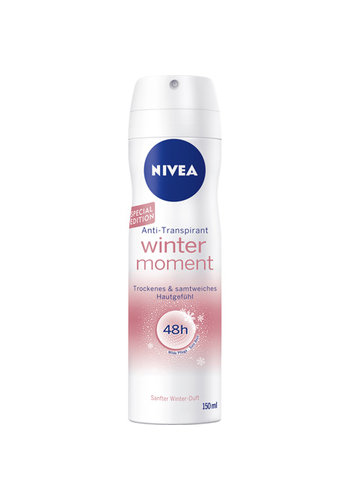 Nivea Nivea Deospray 150ml Winter Moments