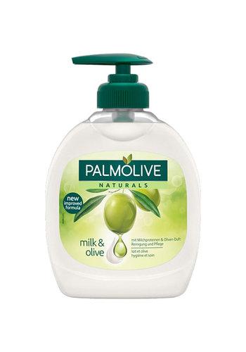 Palmolive Flüssigseife 300ml Olivenmilch