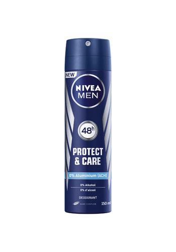 Nivea Nivea Deospray Men 150ml Protect Care