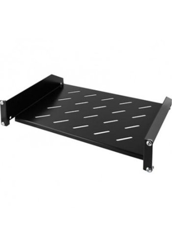 Gembird 19'' rack 2U shelf, 400 mm depth