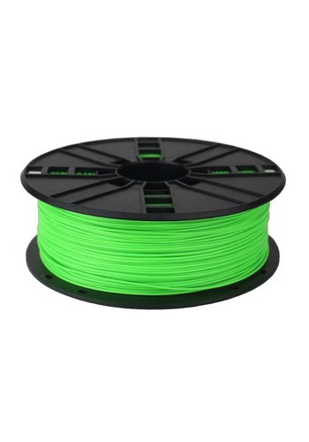 Gembird3 ABS Filament  Fluorescent Green, 1.75 mm, 1 kg