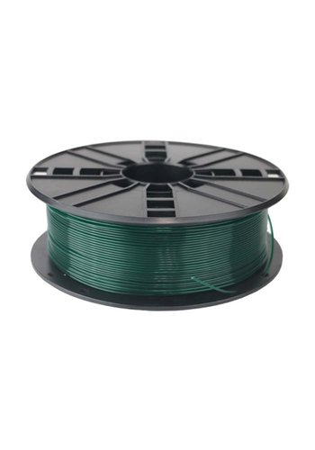 Gembird3 PLA Christmas Green, 1.75 mm, 1 kg