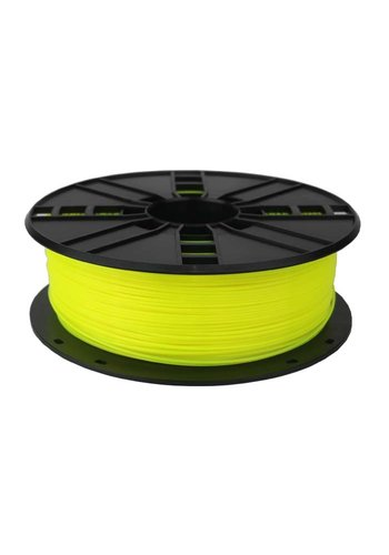 Gembird3 PLA Fluorescent Yellow, 1.75 mm, 1 kg