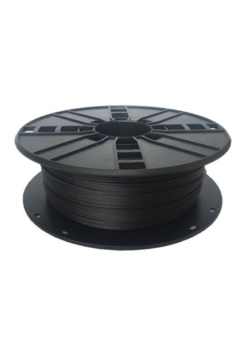 Gembird3 PLA Filament Carbon, 1.75 mm, 0.8 kg