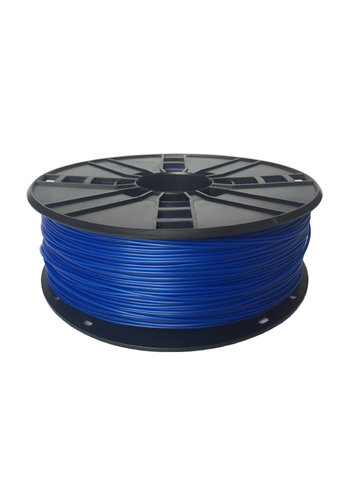 Gembird3 TPE flexible filament Blue, 1.75 mm, 1 kg