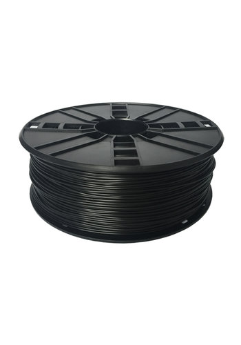Gembird3 TPE flexibles Filament, schwarz, 1.75mm, 1kg