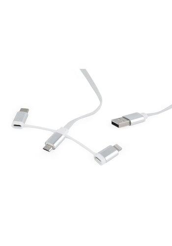 CableXpert USB Combo-Kabel, 1m