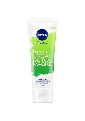 Nivea Nivea Urban Skin 1-Minute Detox Maske 75ml
