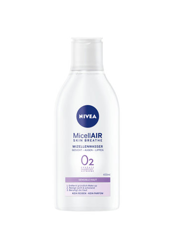Nivea Nivea MicellAIR SKIN BREATH Mizellenwasser