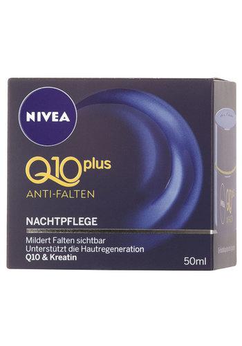 Nivea Nivea Visage Q10 Pl. 50ml Anti-Falten Nachtcreme