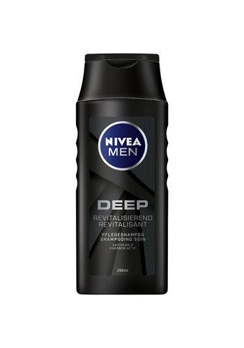 Nivea Nivea Shampoo 250ml Men Deep Revitalisierend