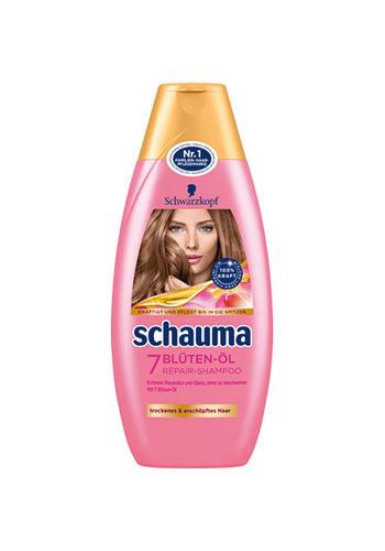 Schauma Shampoo 400ml 7-Blüten Öl