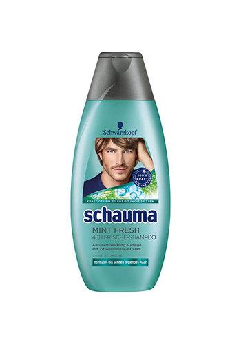 Schauma Shampoo 400ml Mint Fresh