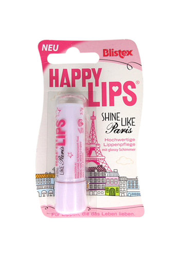 Blistex Lippenbalsam Happy Lips 3,7g Paris