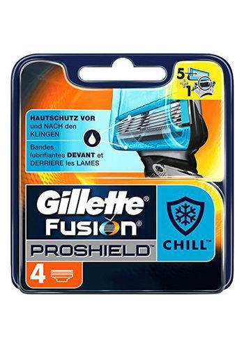 Gillette Gillette ProShield Chill 4er Klingen
